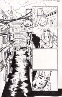 1001 3 pg 1 Issue 3 Page 1 Comic Art