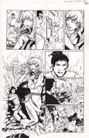 1001 3 pg 2 Issue 3 Page 2 Comic Art
