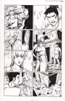 1001 3 pg 4 Issue 3 Page 4 Comic Art