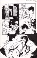 1001 3 pg 8 Issue 3 Page 8 Comic Art