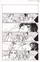 1001 3 pg 10 Issue 3 Page 10 Comic Art
