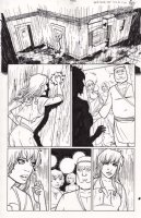 1001 3 pg 11 Issue 3 Page 11 Comic Art