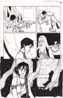 1001 3 pg 14 Issue 3 Page 14 Comic Art