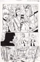 1001 3 pg 17 Issue 3 Page 17 Comic Art