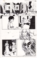 1001 3 pg 18 Issue 3 Page 18 Comic Art