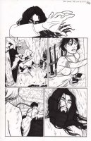 1001 3 pg 20 Issue 3 Page 20 Comic Art