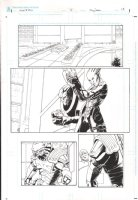 Mass Effect Foundation 2 pg 19 Issue 2 Page 19 Comic Art
