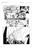 Mass Effect Foundation 3 pg 19 Issue 3 Page 19 Comic Art