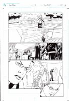 Mass Effect Foundation 3 pg 22 Issue 3 Page 22 Comic Art