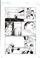 Mass Effect Foundation 4 pg 21 Issue 4 Page 21 Comic Art