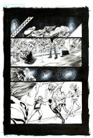 This Damned Band 6 pg 2 Issue 6 Page 2 Comic Art