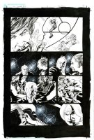 This Damned Band 6 pg 3 Issue 6 Page 3 Comic Art