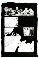 This Damned Band 6 pg 10 Issue 6 Page 10 Comic Art