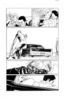 Mayday 2 pg 17 Issue 2 Page 17 Comic Art