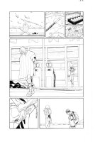 Mayday 2 pg 22 Issue 2 Page 22 Comic Art