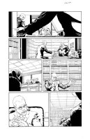 Mayday 3 pg 3 Issue 3 Page 3 Comic Art