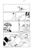 Mayday 3 pg 7 Issue 3 Page 7 Comic Art
