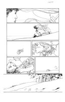 Mayday 3 pg 8 Issue 3 Page 8 Comic Art