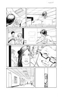 Mayday 3 pg 9 Issue 3 Page 9 Comic Art
