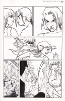 1001 3 pg 12 Issue 3 Page 12 Comic Art