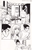 1001 3 pg 15 Issue 3 Page 15 Comic Art