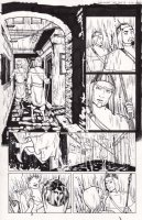 1001 3 pg 16 Issue 3 Page 16 Comic Art