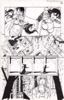 1001 3 pg 21 Issue 3 Page 21 Comic Art