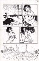 1001 3 pg 24 Issue 3 Page 24 Comic Art