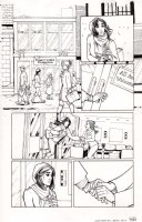 Clean Room 15 pg 8 Issue 15 Page 8 Comic Art