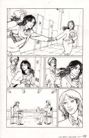 Clean Room 15 pg 9 Issue 15 Page 9 Comic Art