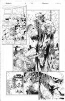 Arcanum 1 pg 3 Comic Art