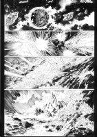 New X-men 154 pg 1 Comic Art