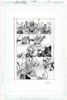 World of Warcraft Bloodsworn pg 72 Comic Art