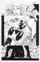 Stealth 1 pg 4 Comic Art