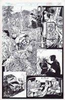 Ascension 2 pg 4 Comic Art
