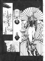 Aphrodite IX 1/2 pgs 2-3 dps Comic Art