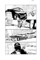 Mayday 5 pg 10 Comic Art