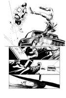 Mayday 5 pg 12 Comic Art