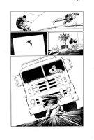 Mayday 5 pg 15 Comic Art