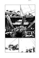 Mayday 5 pg 16 Comic Art