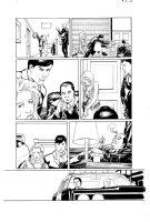 Mayday 5 pg 18 Comic Art