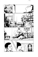 Mayday 5 pg 19 Comic Art