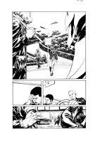 Mayday 5 pg 20 Comic Art