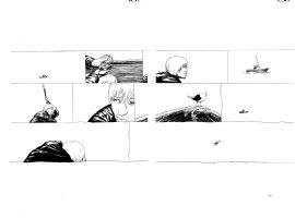 Mayday 5 pg 22-23 dps Comic Art