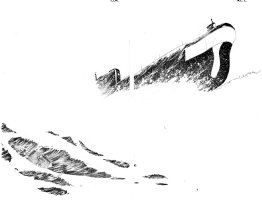 Mayday 5 pg 24-25 dps Comic Art