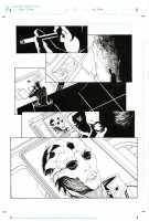 Mass Effect Foundation 12 pg 1 Issue 12 Page 1 Comic Art