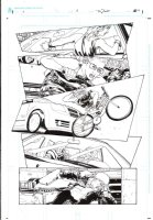 X 5 pg 12 Issue 5 Page 12 Comic Art