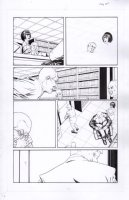 Mayday 3 pg 5 Issue 3 Page 5 Comic Art