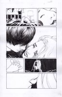 Mayday 3 pg 21 Issue 3 Page 21 Comic Art