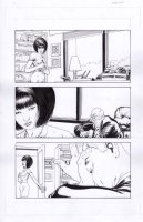 Mayday 3 pg 25 Issue 3 Page 25 Comic Art